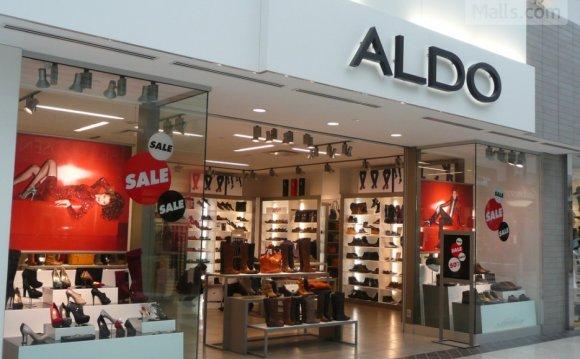 STORES . Aldo