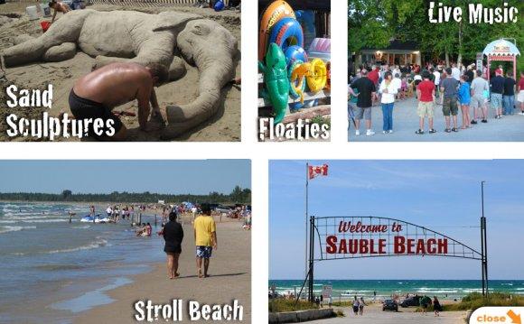 1 - Sauble Beach