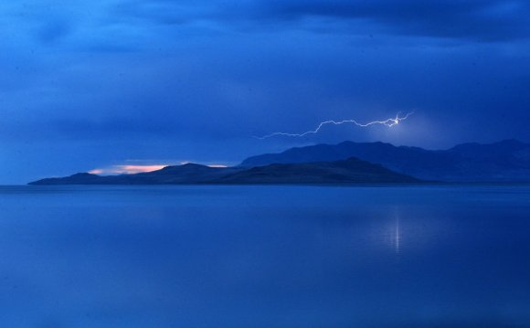 By Great Salt Lake Images