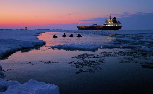 Great Lakes shippers showing