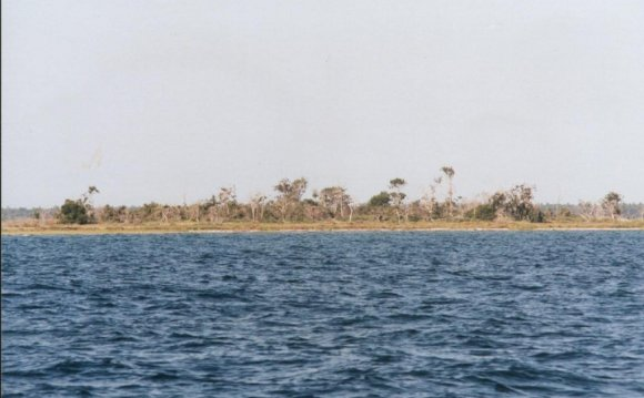 Islands in Lake Huron