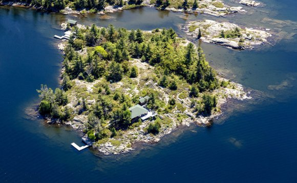 Islands for Sale in Ontario