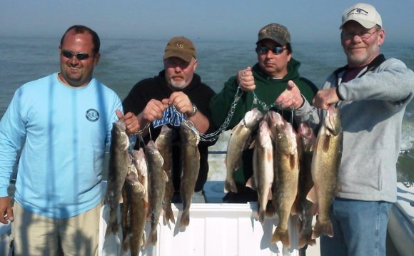 Lake Erie Fishing Reports