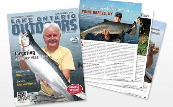 Print Design- Lake Ontario