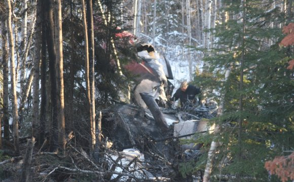 Red Lake plane crash leaves