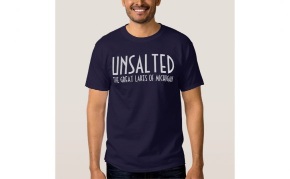Unsalted the Great Lakes of