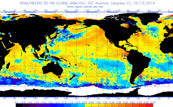 Here is graphic from NOAA with