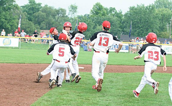 Albany All-Stars to 3-2