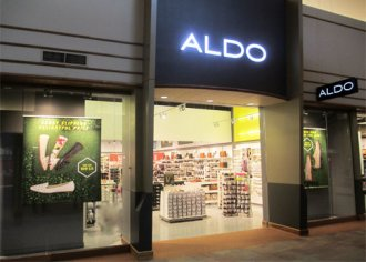 ALDO Outlet store front