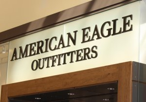 American Eagle Outfitters store front