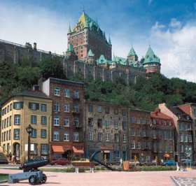 Chateau Frontenac [Credit: George Hunter]