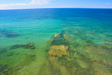 Clear water, Lake Superior