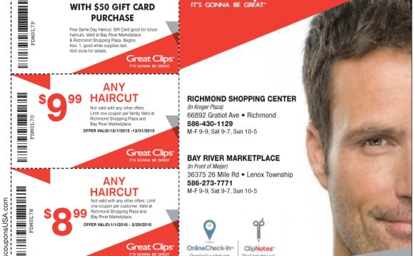 great clips coupons michigan