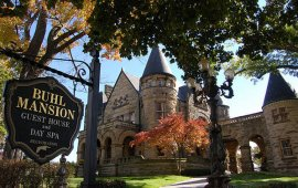 Guest Reviews of Buhl Mansion Guesthouse and Spa in Sharon, Pennsylvania