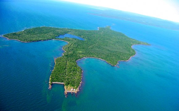Manitou Island Lake Superior