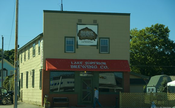 Lake Superior Brewing