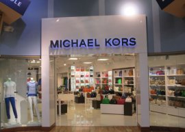 Michael Kors Outlet store front