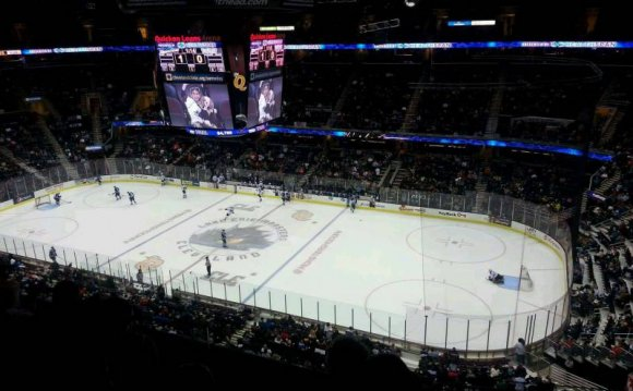 Lake Erie Monsters Arena