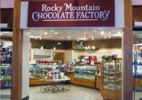 Rocky Mountain Chocolate Factory store front