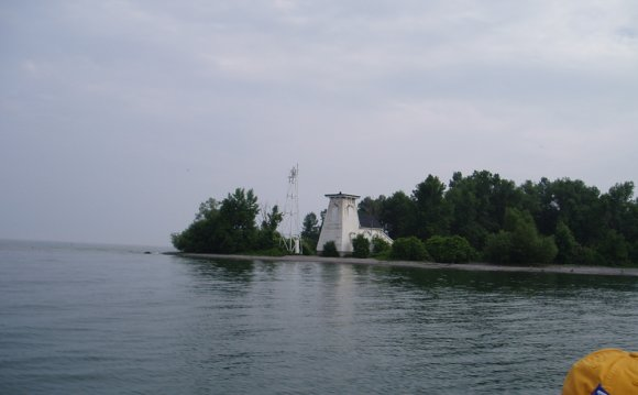 Avro Arrow Lake Ontario