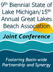 State of Lake Michigan GLBA Conference logo