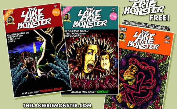 Lake Erie Monster.com