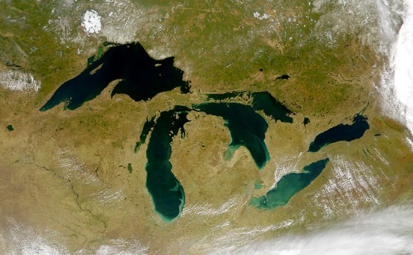 Great Lakes Saint Lawrence Lowlands