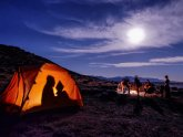 Great Salt Lake camping