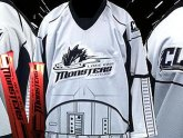 Lake Erie Monsters apparel