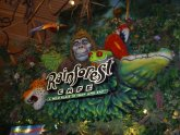 Rainforest Cafe Great Lakes Crossing Hours