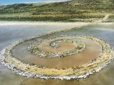 Spiral Jetty, Great Salt Lake