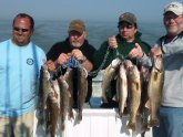 Western Lake Erie fishing REPORTS