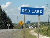 Where is Red Lake Ontario?
