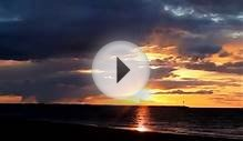 12+ minute Saginaw Bay/Lake Huron Sunset (No Sound/Music)
