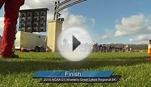 2015 NCAA D1 Great Lakes Regional Womens Championship 6K