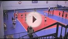 Allison Kosinski - Ultimate Volleyball Club at Great Lakes