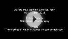 Aurora Powwow on Lake St. John