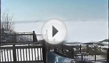 Camera Video of a Frozen Lake Erie - March, 2005!!