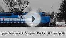 Escanaba & Lake Superior Railroad Engine 500