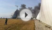 Fire at Great Lakes Golf Center in Auburn Hills, MI