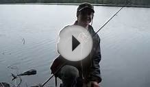 Fishing for Splake in the Land O Lakes Ontario Canada