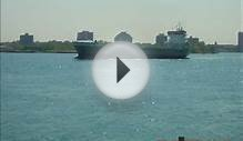 freighter watching pictures in porthuron michigan 5-19-2012