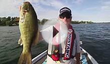 Giant Lake Ontario Jerkbait Smallmouth with Brandon