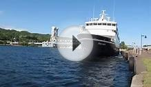 Great Lakes Cruise Ship Port of Call Houghton Michigan