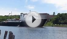"Great Lakes Maritime Academy Ship ""State of Michigan"