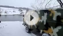 Great Wall Hover vs UAZ Patriot vs UAZ 452 Off-road 4x4 Snow