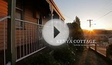 Kenya Cottage accommodation Tasmania