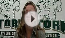 Lake Erie College Softball HC Kristin Hall Introduction Video