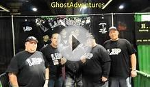 LAKE ERIE PARANORMAL TEAM VIDEO