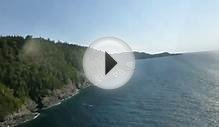 Lake Superior by Helicopter
